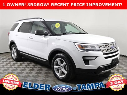 Used 2018 Ford Explorer FWD XLT - 538432534