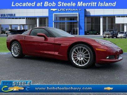 Used 2010 Chevrolet Corvette Coupe w/ 2LT - 540678913