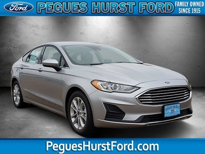 New 2020 Ford Fusion SE - 542307991