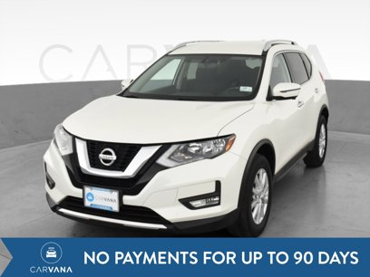Used 2017 Nissan Rogue SV - 549363958