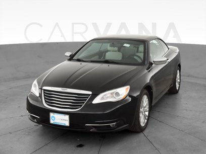 Used 2013 Chrysler 200 Limited Convertible - 548897642