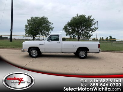 Used 1990 Dodge D/W Truck 150 S - 598262589