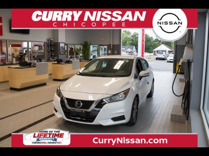 New 2020 Nissan Versa SV w/ Trunk Package - 530502922