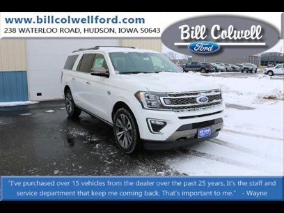New 2020 Ford Expedition Max 4WD King Ranch - 540448770