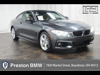 Certified 2017 BMW 440i xDrive Coupe - 526794160