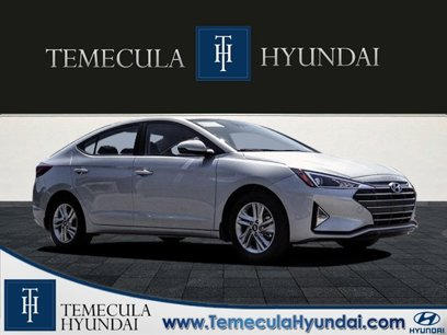 New 2020 Hyundai Elantra SEL Sedan - 559738044