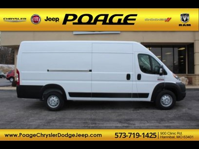 """New 2020 RAM ProMaster 3500 159"""" High Roof Extended - 539901048"""