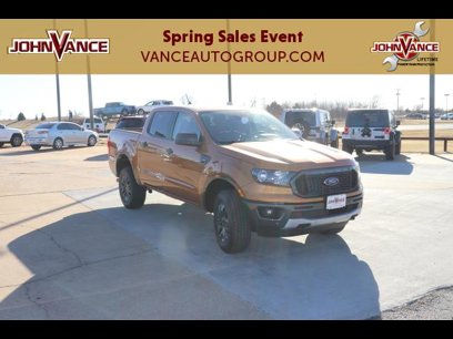 New 2019 Ford Ranger 4x4 SuperCrew - 540213448
