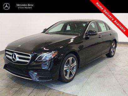 Certified 2020 Mercedes-Benz E 350 4MATIC Sedan - 569637526