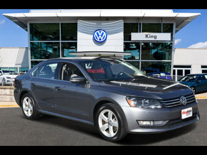 Used 2015 Volkswagen Passat 1.8T Limited Edition - 529062820