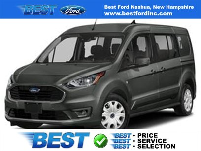 New 2020 Ford Transit Connect XLT Long Wheel Base Wagon - 518971655