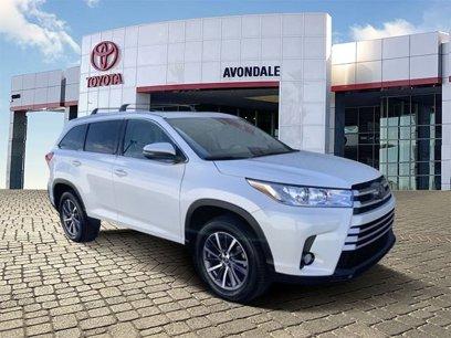Used 2019 Toyota Highlander XLE - 548359870