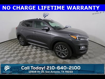 New 2020 Hyundai Tucson Ultimate - 534245075