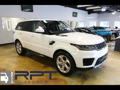 Used 2019 Land Rover Range Rover Sport HSE - 542507147