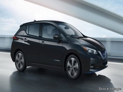 New 2020 Nissan Leaf SV Plus - 545585612