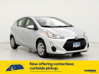 Used 2015 Toyota Prius C Two - 567454708
