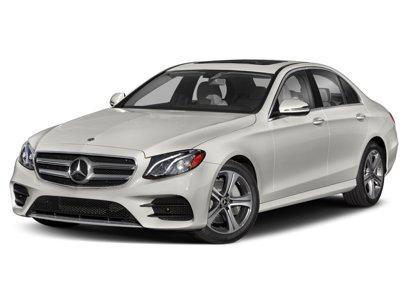 New 2020 Mercedes-Benz E 350 4MATIC Sedan - 546210831