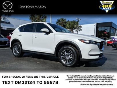 Certified 2017 MAZDA CX-5 FWD Touring - 540005128