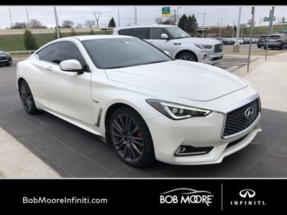 Used 2017 INFINITI Q60 Red Sport 400 AWD Coupe - 548157022