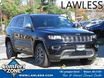Certified 2017 Jeep Grand Cherokee 4WD Limited - 532934756