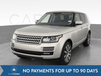 Used 2015 Land Rover Range Rover Autobiography - 549373820