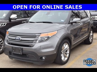 Used 2014 Ford Explorer FWD Limited - 548348183