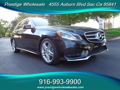 Used 2014 Mercedes-Benz E 350 Sedan - 566626984