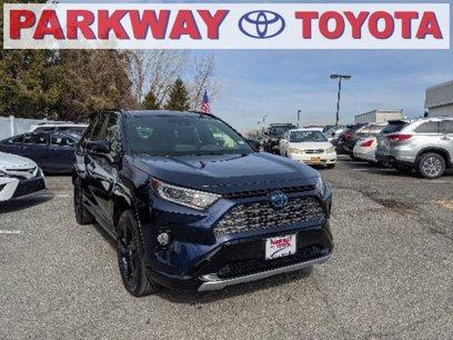 Used 2019 Toyota RAV4 AWD XSE Hybrid - 545253980