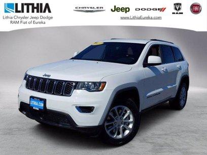 New 2021 Jeep Grand Cherokee Laredo - 581347622