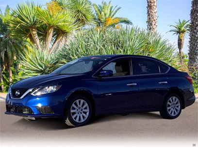 Certified 2019 Nissan Sentra S - 569962362