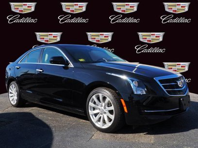 Used 2017 Cadillac ATS 2.0T AWD Sedan - 543225507