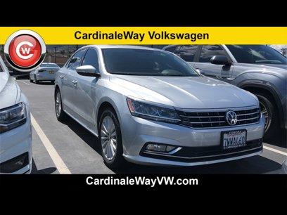 Certified 2017 Volkswagen Passat 1.8T SE w/ SE Lighting Package - 548324301