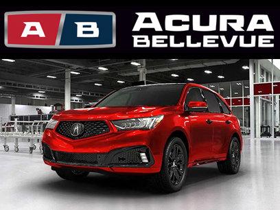 New 2020 Acura MDX w/ Advance & Entertainment - 544459087
