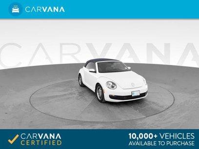 Used 2016 Volkswagen Beetle 1.8T Convertible - 547994378