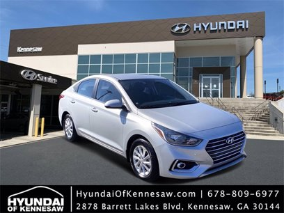 Certified 2019 Hyundai Accent SEL - 567619176