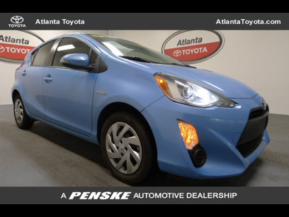 Used 2015 Toyota Prius C Two - 545146750