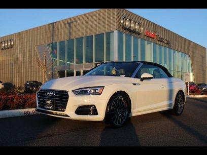 New 2019 Audi A5 2.0T Premium Plus Cabriolet - 524027583