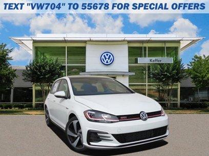New 2019 Volkswagen GTI SE - 502921506