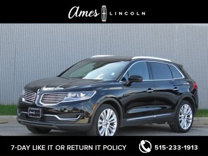 Used 2016 Lincoln MKX AWD Reserve - 529744061