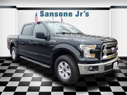 Used 2015 Ford F150 XLT - 539577440