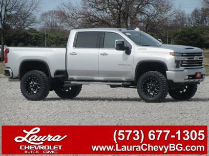 New 2020 Chevrolet Silverado 2500 4x4 Crew Cab High Country - 533796798