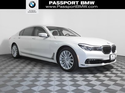 Certified 2017 BMW 740i xDrive - 545507066