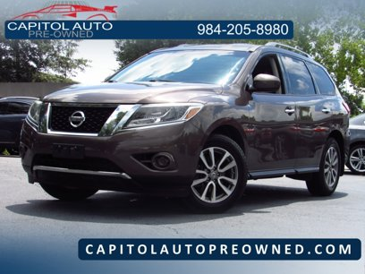 Used 2015 Nissan Pathfinder S - 558397158