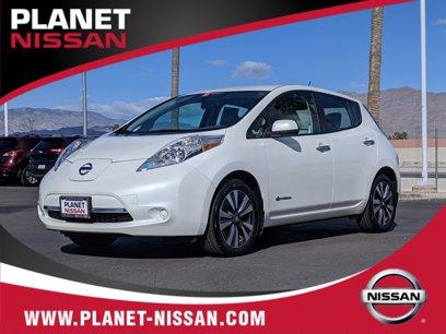 Certified 2016 Nissan Leaf SV - 542175769