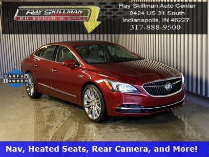 Used 2018 Buick LaCrosse Essence - 548011530