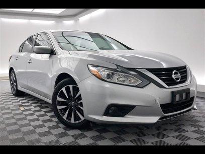 Used 2017 Nissan Altima 2.5 SV Sedan - 566423944