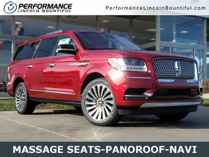 New 2019 Lincoln Navigator L 4WD Reserve - 530839789