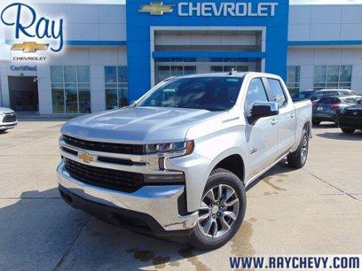 New 2021 Chevrolet Silverado 1500 LT - 589208287