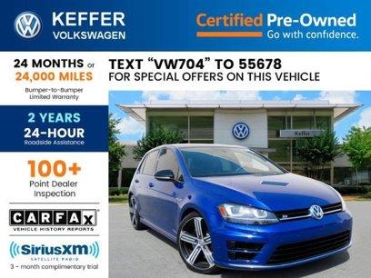 Used 2015 Volkswagen Golf R 4-Door - 545982775
