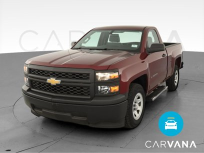 Used 2015 Chevrolet Silverado 1500 2WD Regular Cab - 569783638